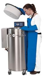 Mve 205af Gb Series Automatic Fill Liquid Nitrogen Freezer